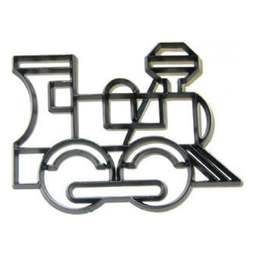 View the TRAIN icing sugarcraft cutter online at Cake Stuff