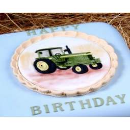 View the TRACTOR, SHEEP & DOG 7 pc icing cutter set online at Cake Stuff