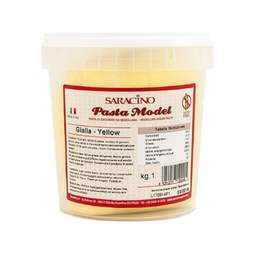 View the 1kg YELLOW Sugar Modelling Paste online at Cake Stuff