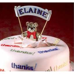 View the BANNER icing sugarcraft cutter online at Cake Stuff