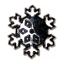 View the LARGE SNOWFLAKE icing sugarcraft cutter online at Cake Stuff