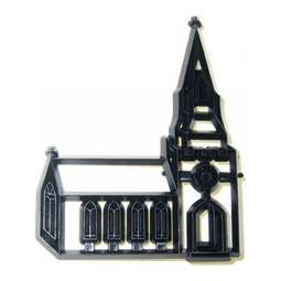View the CHURCH icing sugarcraft cutter online at Cake Stuff