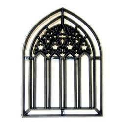 View the CHURCH WINDOW icing sugarcraft cutter online at Cake Stuff