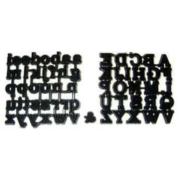 View the CLASSIC ALPHABET icing sugarcraft cutter set online at Cake Stuff