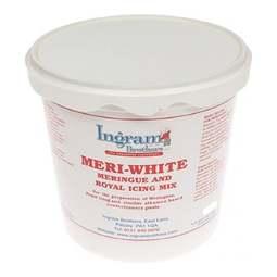 View the 500g MERI-WHITE dried albumen, meringue & royal icing mix online at Cake Stuff