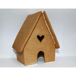 View the GINGERBREAD HOUSE SMALL 5 pc stainless steel icing cutter set online at Cake Stuff