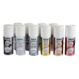 View the FULL SET all 11 edible lustre icing colouring sprays + free spray gun online at Cake Stuff