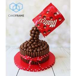View the Pouring Kit - for floating & anti gravity cakes online at Cake Stuff