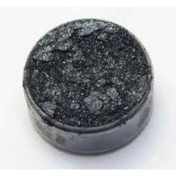 View the BLACK SUPER 10ml non-edible lustre metallic dust icing colour online at Cake Stuff