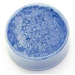 View the BLUE SPARKLES 10ml non-edible lustre dust icing colour online at Cake Stuff