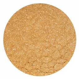 View the GOLD SPARKLES 10ml non-edible lustre dust icing colour online at Cake Stuff