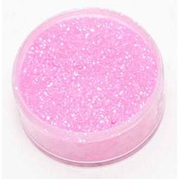 View the FANTASY PINK Crystals 10ml non toxic sugarcraft glitter online at Cake Stuff