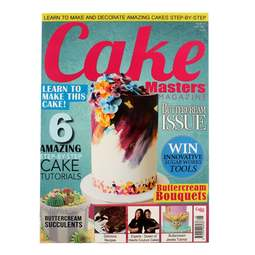 View the MAGAZINE - May 2017 issue 56 online at Cake Stuff