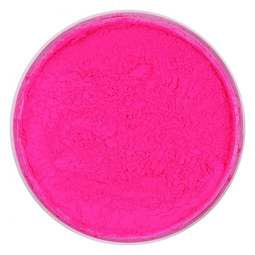 View the PURPLE PIZZAZZ Lumo 10ml non-edible fluorescent dust icing colour online at Cake Stuff