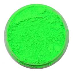 View the STELLAR GREEN Lumo 10ml non-edible fluorescent dust icing colour online at Cake Stuff