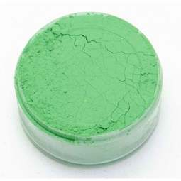 View the LEAF GREEN Rainbow Spectrum 10ml non-edible dust icing colour online at Cake Stuff