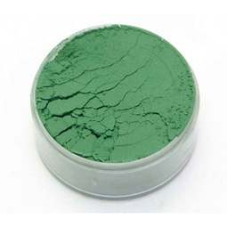 View the DARK GREEN Rainbow Spectrum 10ml non-edible dust icing colour online at Cake Stuff