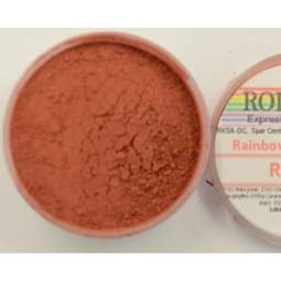 View the RUSTIC Rainbow Spectrum 10ml non-edible dust icing colour online at Cake Stuff