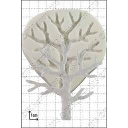 View the CORAL silicone icing sugarcraft mould online at Cake Stuff
