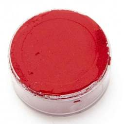 View the CARMINE 10ml semi concentrated non-edible duster icing colour online at Cake Stuff