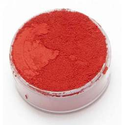 View the PERFECT RED 10ml semi concentrated non-edible duster icing colour online at Cake Stuff