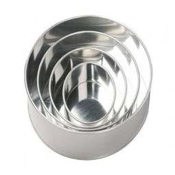 View the FULL SET of all 4 oval professional cake tins online at Cake Stuff