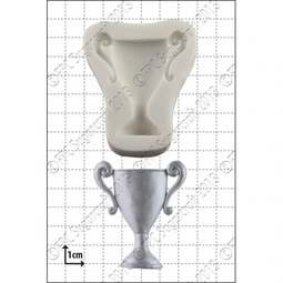 View the SPORTS TROPHY silicone icing sugarcraft mould online at Cake Stuff