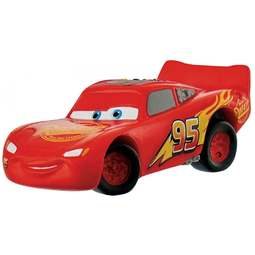 View the Lightning McQueen Disney Cars cake topper decoration online at Cake Stuff