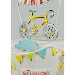View the Bicycle icing & gumpaste 2 pc cutter set online at Cake Stuff