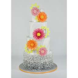 View the MORE THAN A DAHLIA 3 pc icing flower cutter set online at Cake Stuff