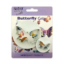View the Butterfly 2 piece icing cutter set online at Cake Stuff