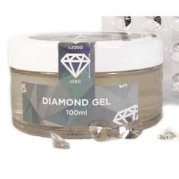 View the DIY Edibles - 100ml Diamond Gel for creating edible gems online at Cake Stuff