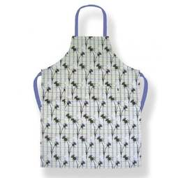 View the adults Thistle luxury cotton drill apron online at Cake Stuff