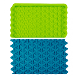 View the Tri-Weave Simpress silicone sugarcraft icing mould online at Cake Stuff
