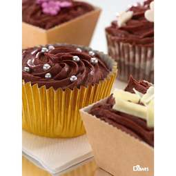 View the 6kg CHOCOLATE Frosting premium cake & cupcake icing online at Cake Stuff