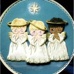 View the ANGEL 5 pc icing sugarcraft cutter set online at Cake Stuff