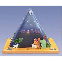 View the SHEPHERDS 9 pc Christmas icing sugarcraft cutter set online at Cake Stuff