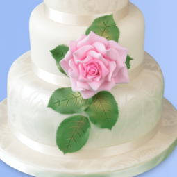 View the GRANDIFLORA ROSE 10 pc icing sugarcraft flower cutter set online at Cake Stuff
