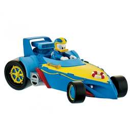 View the Roadster Racing Car Donald Duck - Disney cake topper decoration online at Cake Stuff