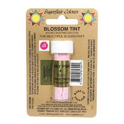 View the BABY PINK Blossom Tint icing dusting colour 7ml online at Cake Stuff