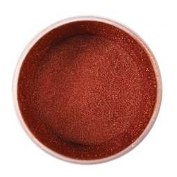 View the COPPER edible pearl dusting powder icing colour 5g online at Cake Stuff