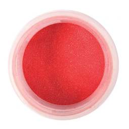 View the RASPBERRY edible pearl dusting powder icing colour 5g online at Cake Stuff