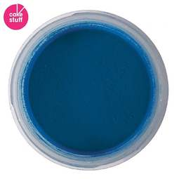 View the NAVY BLUE dusting powder icing food colouring 5g online at Cake Stuff