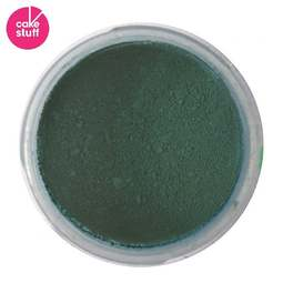 View the PINE GREEN dusting powder icing food colouring 5g online at Cake Stuff
