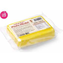 View the 250g YELLOW Sugar Modelling Paste online at Cake Stuff