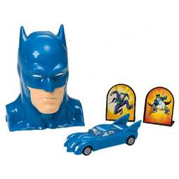View the BATMAN To The Rescue cake topper decoration set online at Cake Stuff