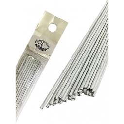 View the 16 gauge WHITE sugarcraft floristry wire - pk 25 online at Cake Stuff