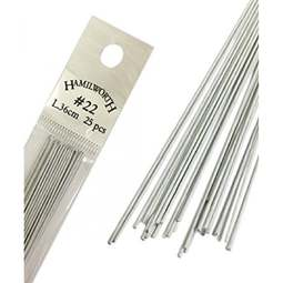 View the 22 gauge WHITE sugarcraft floristry wire - pk 25 online at Cake Stuff