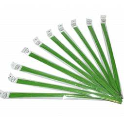 View the 28 gauge NILE GREEN sugarcraft floristry wire - pk 50 online at Cake Stuff