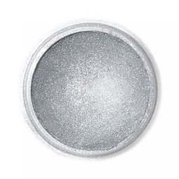 View the DARK SILVER SuPearl Shine edible lustre dust icing colouring 3.5g online at Cake Stuff